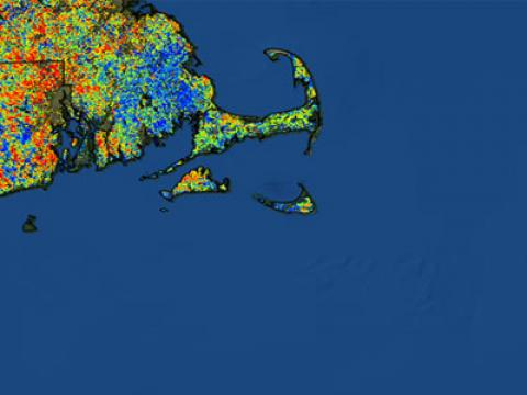 Relative effects of Hurricane Sandy to forests of the Northeast